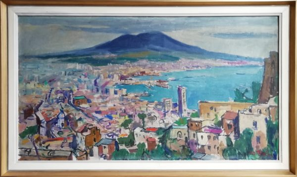 Ota Holas obraz Neapol