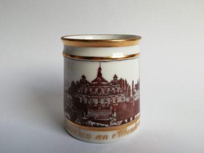 Porcelánový hrnek - Albendorf - Vambeřice