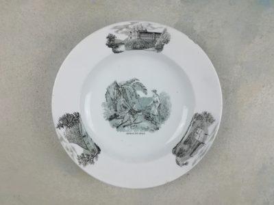 Keramický talíř Altrohlau