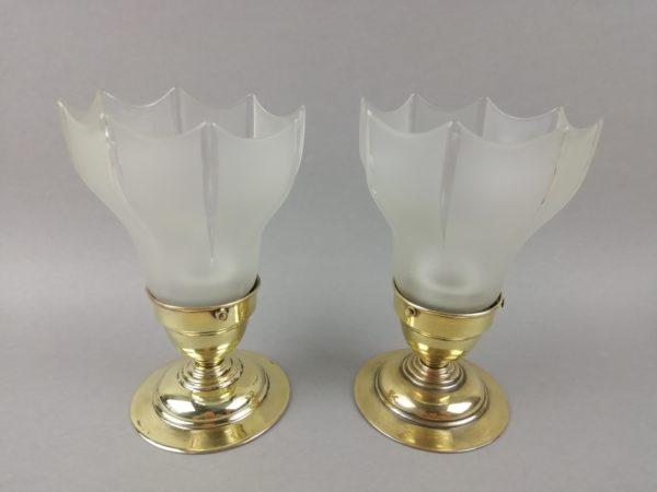 Párové stropní lampy