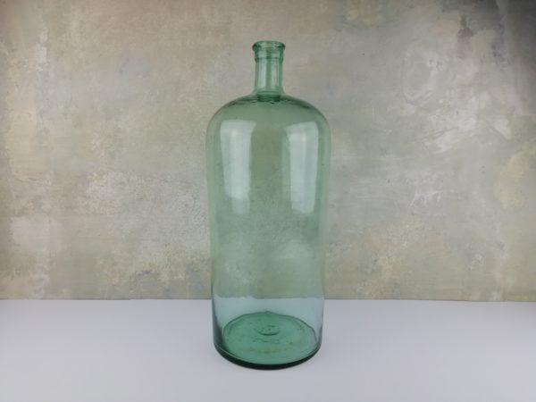 Velká láhev - zelené sklo