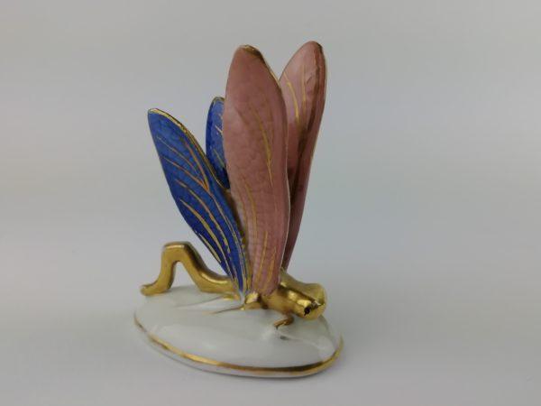 Vážka - porcelán Sitzendorf