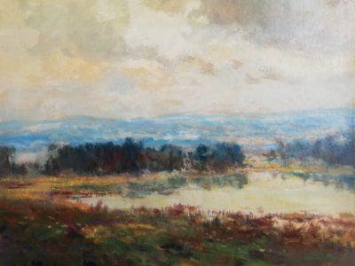 J. Vondráček Rovenský rybník