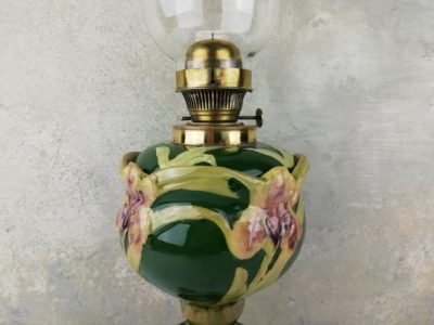 Stolní petrolejová lampa